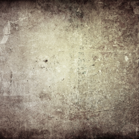 wall texture: background in grunge style - containing different textures Stock Photo