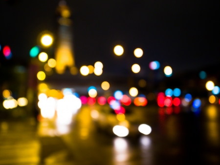 Artistic style-Defocused urban abstract texture background for your design Stock Photo - 15544710