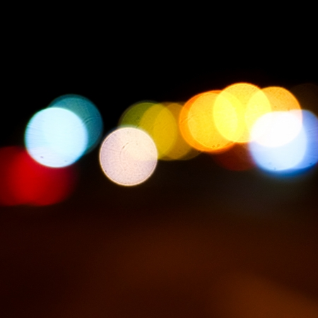 Artistic style-Defocused urban abstract texture background for your design photo