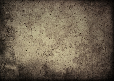 Brown grungy wall Great textures for your design Stock Photo - 15562983