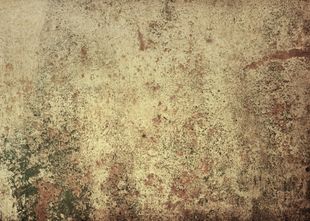 Brown grungy wall Great textures for your design Stock Photo