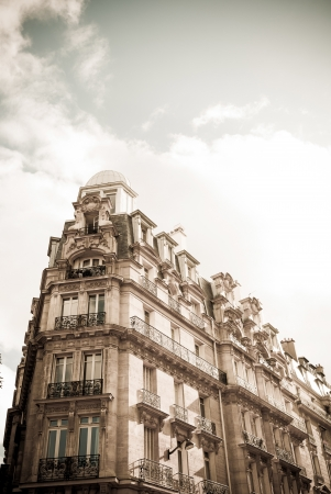antique city building in paris,france Europe Stock Photo - 15933509