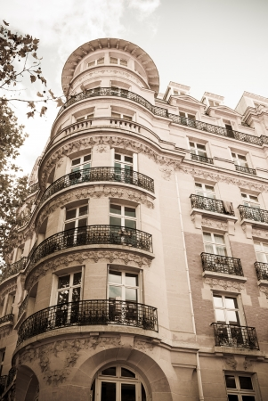 antique city building in paris,france Europe Stock Photo - 15934611