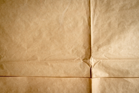 crumpled: old shabby paper textures - perfect background with space for text or image