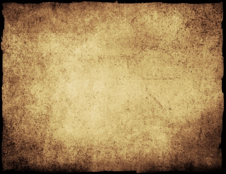 highly Detailed grunge background frame with space photo