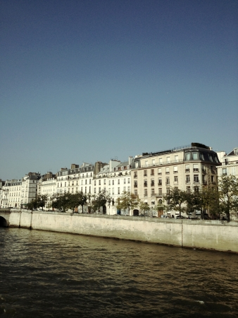 antique city building in paris,france Europe-mobile photography Stock Photo - 16615539