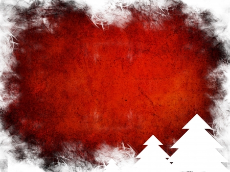 Christmas abstract Background frame Stock Photo - 16831410