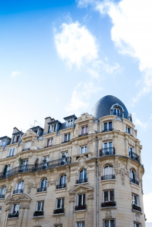 antique city building in paris,france Europe Stock Photo - 17298703