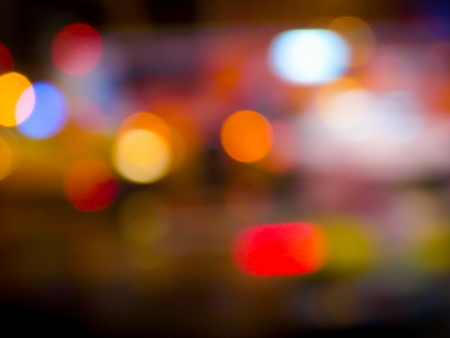 Artistic style - Defocused urban abstract texture background for your design photo