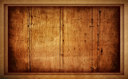 highly Detailed textured grunge background frame with space for your projects photo