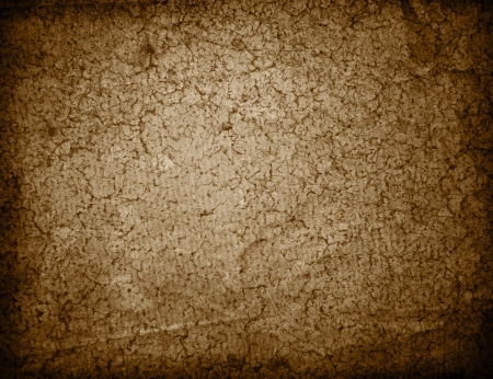 Brown grungy wall - textures for your design Stock Photo - 17334192