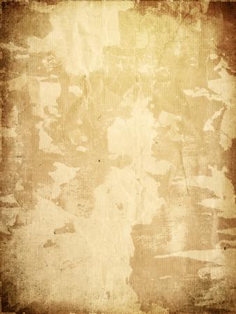 old shabby paper textures - perfect background with space for text or image Stock Photo - 17937344