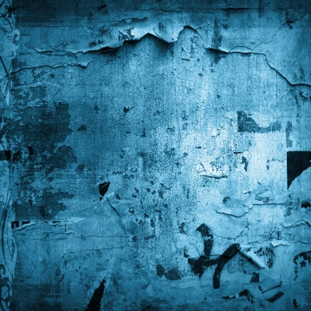 grunge textures: background in grunge style - containing different textures