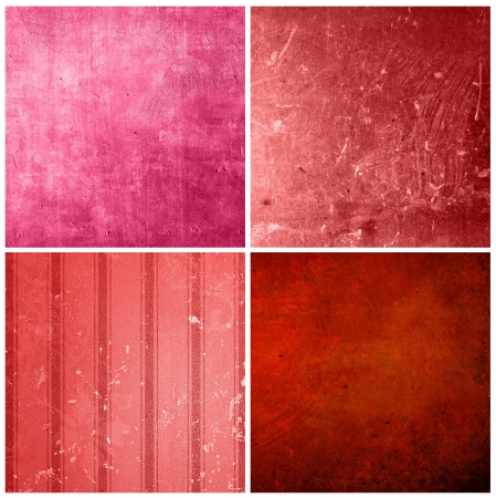 Creative background - Grunge wallpaper with space for your design photo