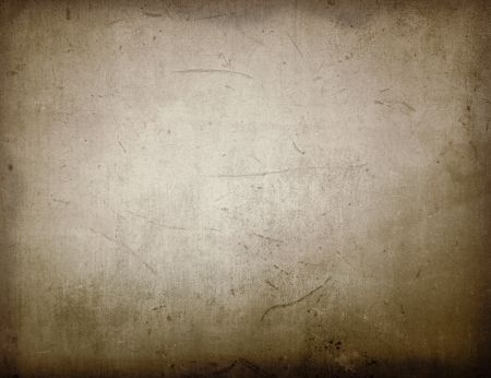 Brown grungy wall - textures for your design  Stock Photo - 19352322