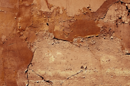 Brown grungy wall - Great textures for your design  Stock Photo - 20016780