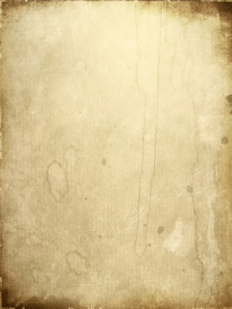 old shabby paper textures - perfect background with space for text or image Stock Photo - 20446501
