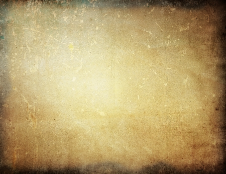 Brown grungy wall - textures for your design  Stock Photo - 20446613