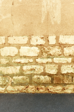 Brown grungy wall - Sandstone surface background Stock Photo - 21724635