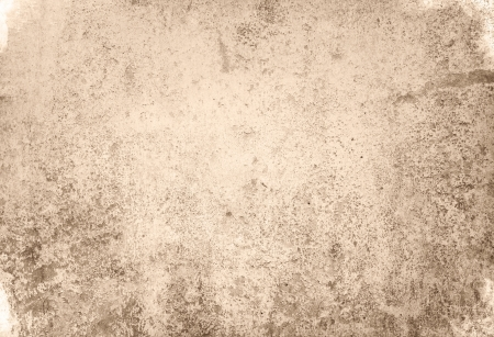 Brown grungy wall - Great textures for your design  Stock Photo - 22112119
