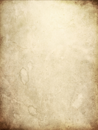 paper texture: old shabby paper textures - perfect background with space for text or image  Stock Photo