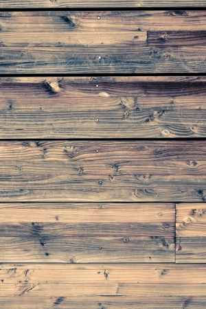 Vintage Wood plank brown texture background  photo