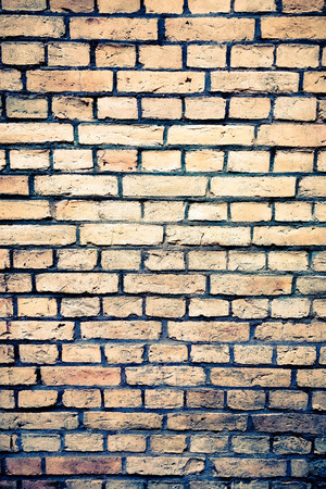 wall textures: Old red brick wall textures  Stock Photo