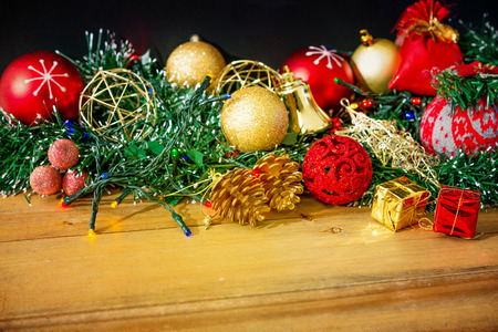 old fashioned: old fashioned antique christmas decoration