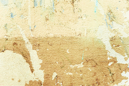 background abstracts: Brown grungy wall - Sandstone surface background Stock Photo