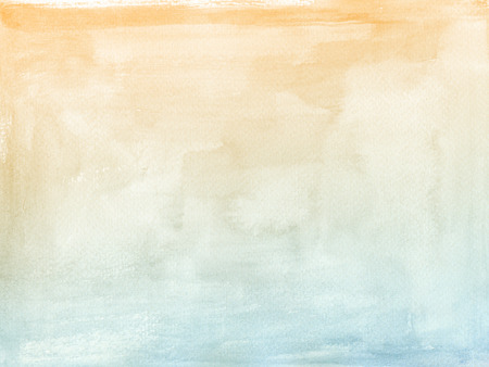 colorful watercolor background for your design.painting on paper from my originals Stock Photo