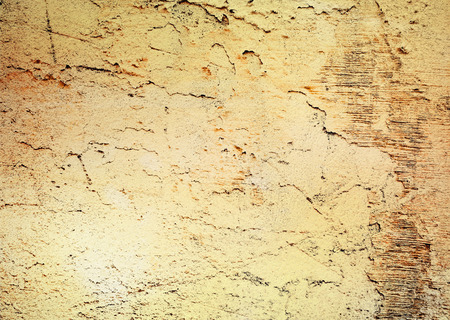 grungy: Brown grungy wall