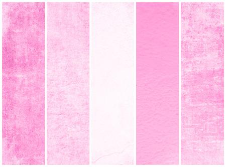 oldfashioned: Pink old-fashioned grunge background