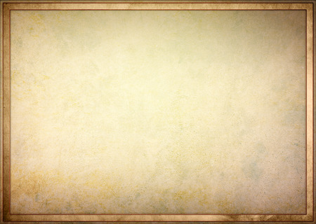 textured paper: highly Detailed grunge background frame with space Stock Photo