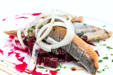 french cuisine: Exquisite French cuisine