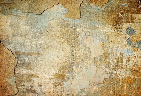 blemishes: Brown grungy wall - Great textures for your design
