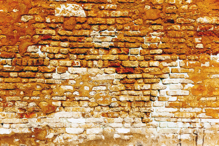 wall textures: Old red brick wall textures and backgrounds