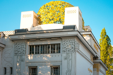 secession: Vienna Secession Building was formed in 1897 by a group of Austrian artists