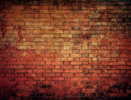 wall textures: Brown grungy wall - textures for your design