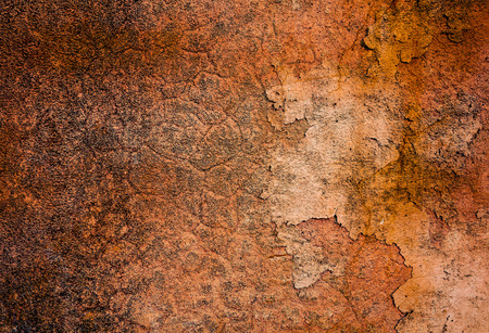 creaky: materials grungy wall - Great textures for your design Stock Photo