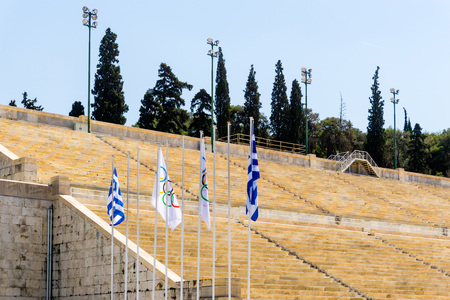 Olympic Games park in Athens, Greece