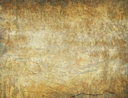 Brown grungy wall textures for your design  Stock Photo