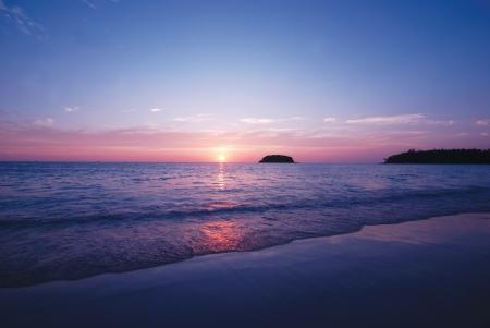 kata: Kata Beach at Thailand