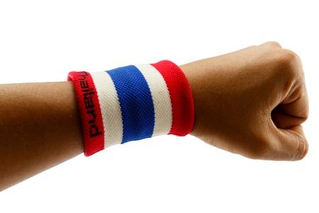 wristband: Sports wristband