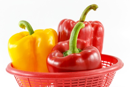 sweet peppers photo