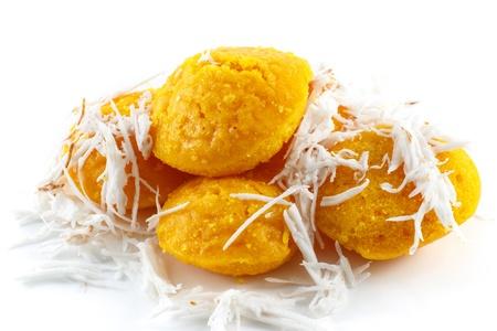 palm transmitido, Sobremesa tradicional tailandesa, Tail