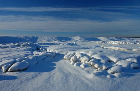 drifts: winter and  snow drifts