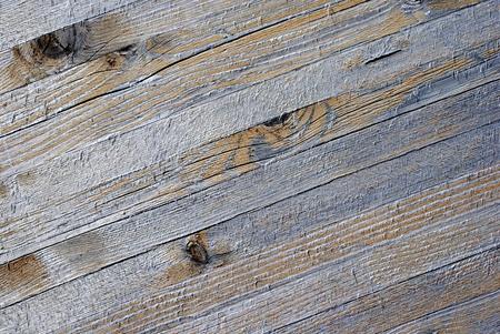slanted floorboard background Stock Photo