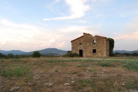 rural area: Rural area view, San Venanzo, Umbria, Italy
