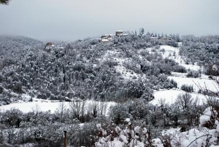umbria: The snow season in Umbria