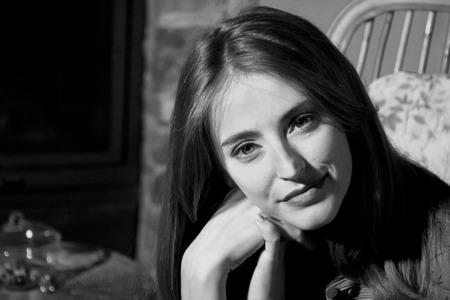 soprano: Soprano Ashley Slater, portrait of a singer